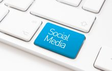 Promote with social media