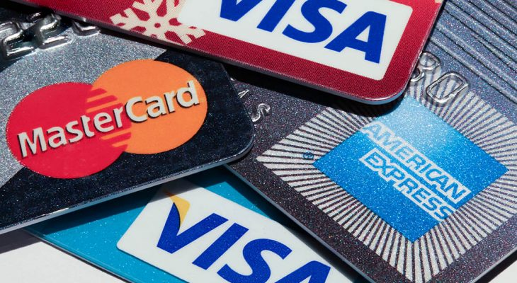 Collect credit card points