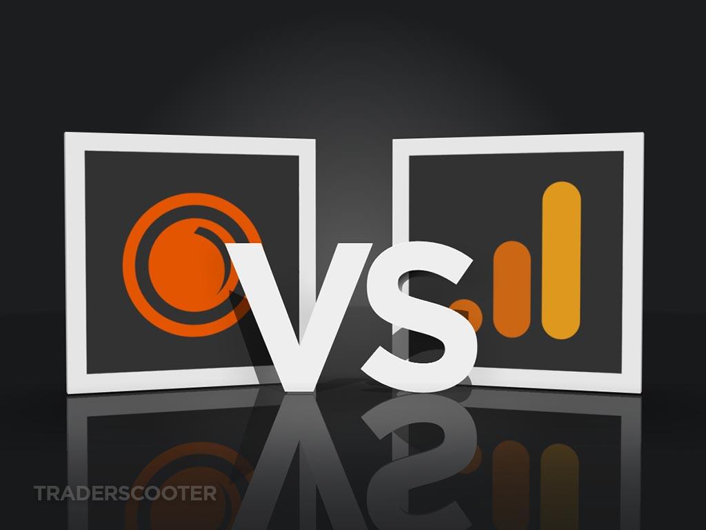 compare semrush vs google analytics