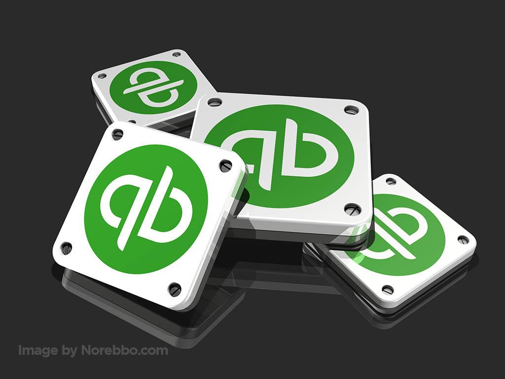 quickbooks 3d app icons