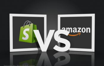 shopify vs amazon